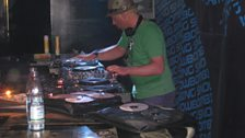 Annie Nightingale - Snowbombing 2009 - 2
