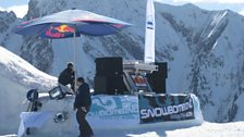 Annie Nightingale - Snowbombing 2009 - 7