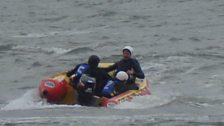 Practice rescue