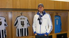 Vernon Goes To St James' Park - 6