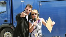 Sara Cox at Radio 1's Big Weekend - 8