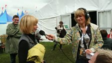 Sara Cox at Radio 1's Big Weekend - 13