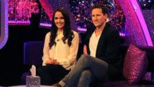 Week 8 we said goodbye to Victoria Pendleton and Brendan Cole
