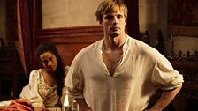 Gwen and King Arthur Pendragon