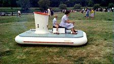 DIY Hovercrafting