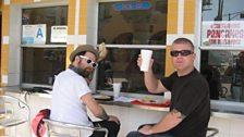 Mike and Dan in LA - 1