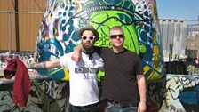 Mike and Dan in LA - 4
