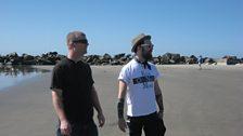 Mike and Dan in LA - 8