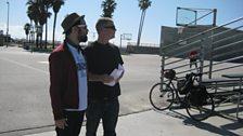 Mike and Dan in LA - 10