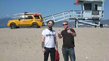 Mike and Dan in LA - 12