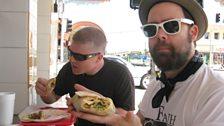 Mike and Dan in LA - 13