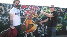 Mike and Dan in LA - 14