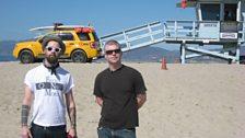 Mike and Dan in LA - 15