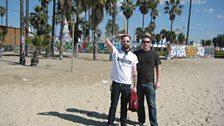 Mike and Dan in LA - 19