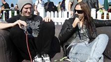Radio 1 at Download 2010 Part 2 - 2