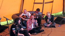 Radio 1 at Download festival 2010