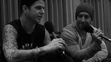The Dillinger Escape Plan in session - 1