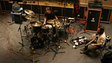 The Dillinger Escape Plan in session - 3