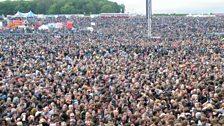 Biffy Clyro crowd