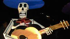 La Dia De Los Muertos Skeleton
