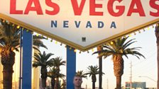 Mike Davies in Las Vegas