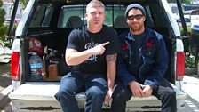 Mike and Chuck Ragan