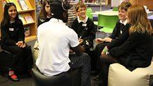 Day 1: Stoke Newington School & Sixth Form
