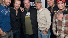Boyzone - 29 May 08