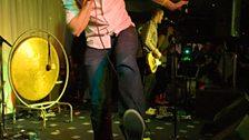 Greg James performs Feeder's 'Buck Rogers'...