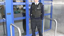 PC Rogers reporting for duty.