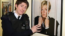 """Matt is still mourning the departure of June Ackland (Trudie Goodwin) from the show. """"She's La Roux's mum, don't you..."""
