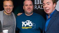 Graham Norton and Andrew Lloyd Webber - 16 Jan 09