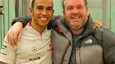 Lewis Hamilton - 25 Feb 09