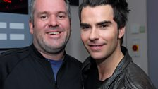 Kelly from the Stereophonics - 21 Sep 09