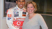 Lewis Hamilton - 03 Dec 09