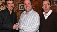 Steve Coogan and Rob Brydon - 11 Jan 06
