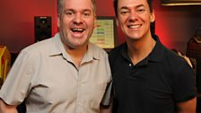 Chris and Dave are rested and ready to start their record attempt for the longest show ever on Radio 1!