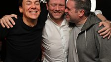 John Culshaw wakes Chris and Dave up with a few laughs