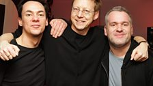 Simon Mayo joins Chris & Dave for the moment they break his record for Radio 1's Longest Show Ever - 37 hours!