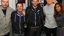 Bradley Cooper - 02 Dec 2011