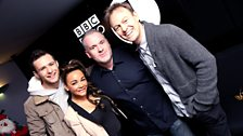 Chris Moyles Guests 2011 - 64
