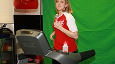 22 March 12 - Sport Relief Mile:The Warm Up - 10