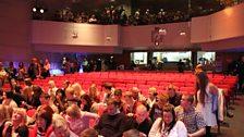 The Radio theatre welcomes the Chris Moyles show aficionados