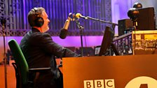 Chris Moyles does his thing