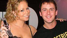 Mariah has the R1 Star Phone - Jul 2005