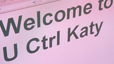 Welcome Katy. Get ready to be CTRLD