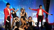 Radio 1's Fun and Filth Cabaret Night 1 - 2