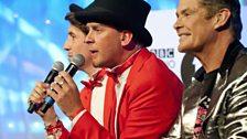 Radio 1's Fun and Filth Cabaret Night 1 - 3
