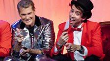 Radio 1's Fun and Filth Cabaret Night 1 - 4