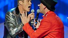 Radio 1's Fun and Filth Cabaret Night 1 - 17